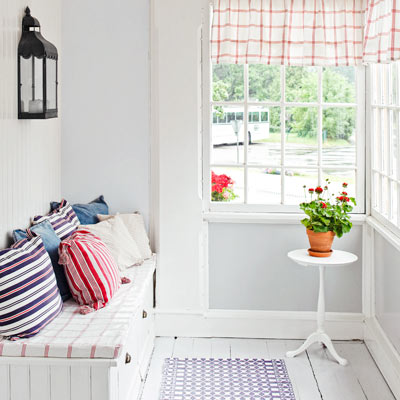 Bench How To Design A Cozy Cottage Style Interior This Old House