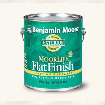 all about Comparing Moorlife Acrylics exterior paint