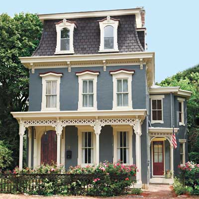 Stucco exterior paint colors houzz home design decorating for Classic house painting