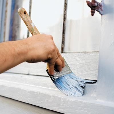 prime to Get a Long-lasting Paint Job when learning all about exterior paint