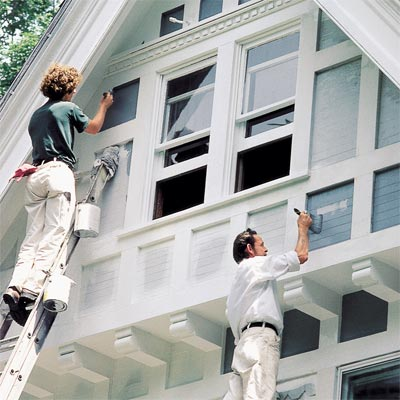 paint to Get a Long-lasting Paint Job when learning all about exterior paint