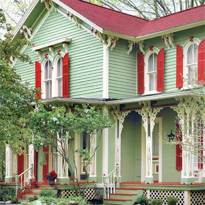how to choose the right color when learning all about exterior paint