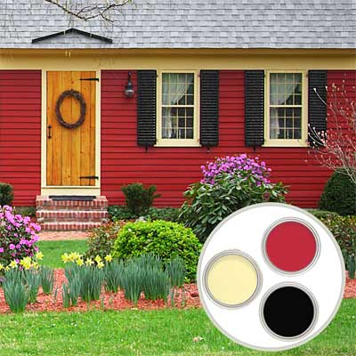 Cape Cod Historic Color Palette when learning all about exterior paint