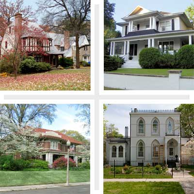 Best Old House Neighborhoods 2012: Gardening
