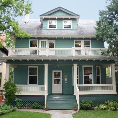 Wolseley, Winnipeg, Manitoba, Canada , this old house best neighborhood 2012