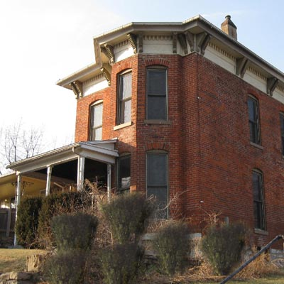 Strawberry Hill, Kansas City, Kansas best old house neighborhoods 2012