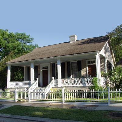 St. Francisville, Louisiana, this old house best neighborhood 2012