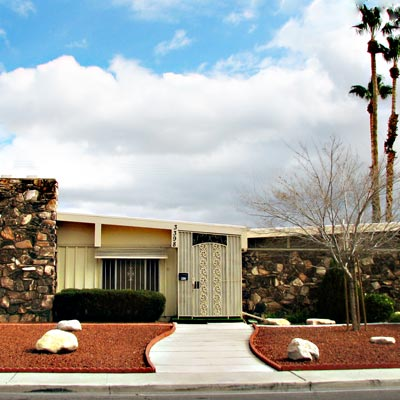 Paradise Palms, Las Vegas, Nevada, this old house best neighborhood 2012
