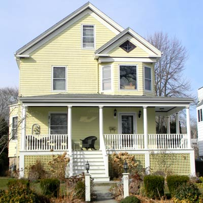 The Fifth Ward, Newport, Rhode Island this old house best neighborhood 2012