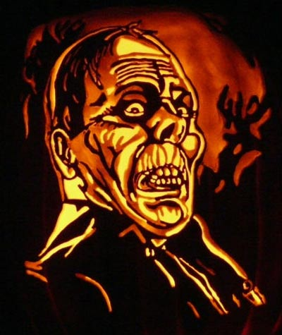 pumpkin carving contest phantom of the opera