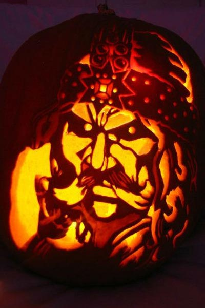 pumpkin carving contest vlad dracula