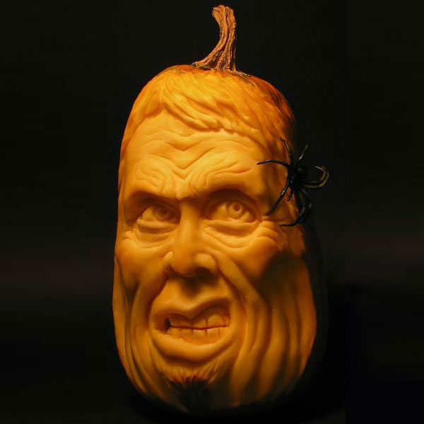 Gourdon from the 2012 this old house Pumpkin-Carving Contest Winners gallery