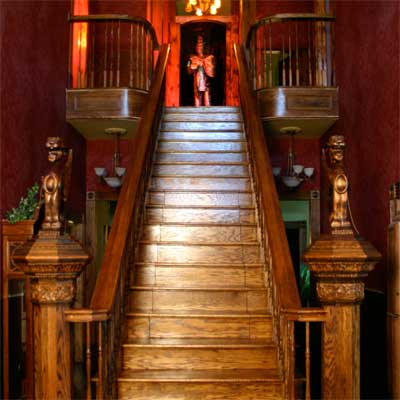 Inside the Munster Mansion from world's wildest houses gallery nine