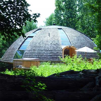 Domespace Home from world's wildest houses gallery nine