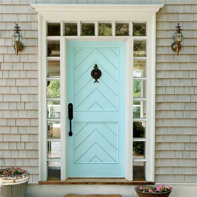 Personalize Your Front Door With Paint Colors