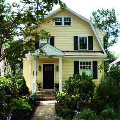 After: Restored Charm  for scary to spectacular remodels