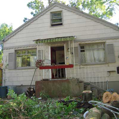 Before: Restoring to Former Beauty for scary to spectacular remodels