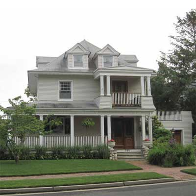 After: Restored Charm and Vitality for scary to spectacular remodels