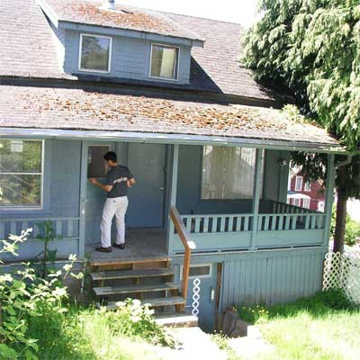 Before: California Dream Come True for scary to spectacular remodels