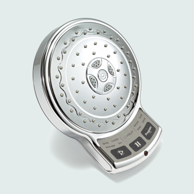 Levaqua FH220 digitally controlled shower head 