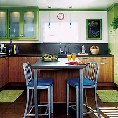 wood kitchen design
