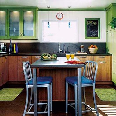 wood kitchen design