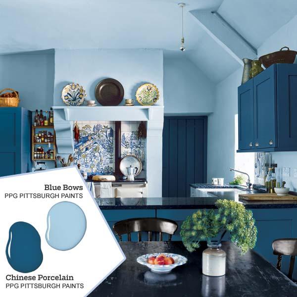 colorful kitchen for no fail palette paint ideas