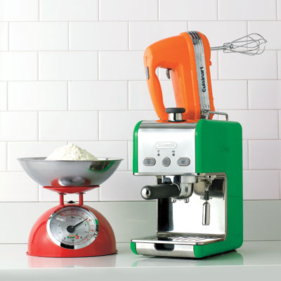 Colorful Kitchen Aids Colorful Small Appliances This