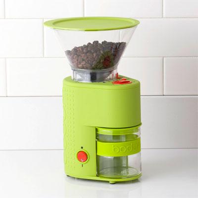 Bodum Chartreuse grinder