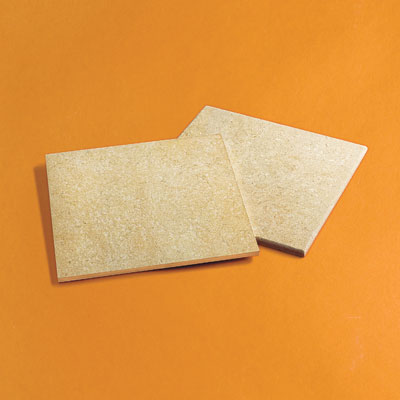 2 types of limestone floor tile