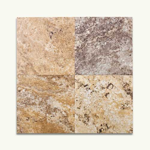 Top 100 Products 2012 kitchen faux-stone vinyl squares by Armstrong