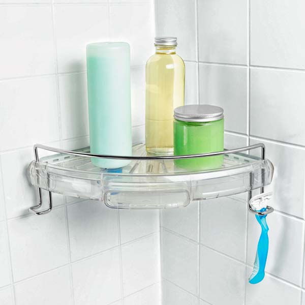Top 100 Products 2012 bath suction cup corner shower caddy