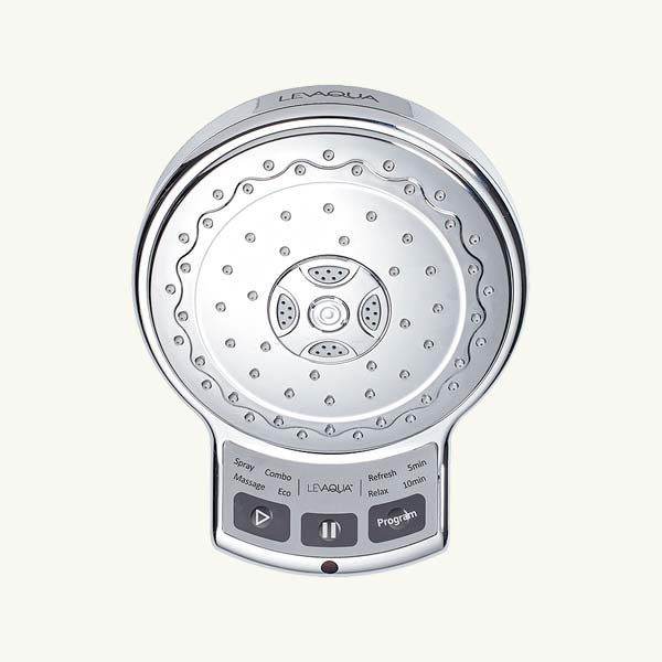 Top 100 Products 2012 bath digitally controlled shower sprayer by Lavaqua