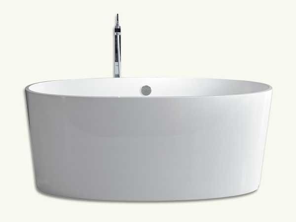 Top 100 Products 2012 bath compact freestanding bath tub by Victoria + Albert