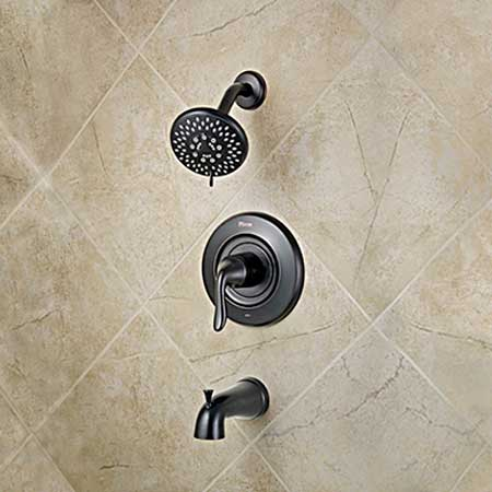 Top 100 Products 2012 bath tub-shower replacement set by Pfister