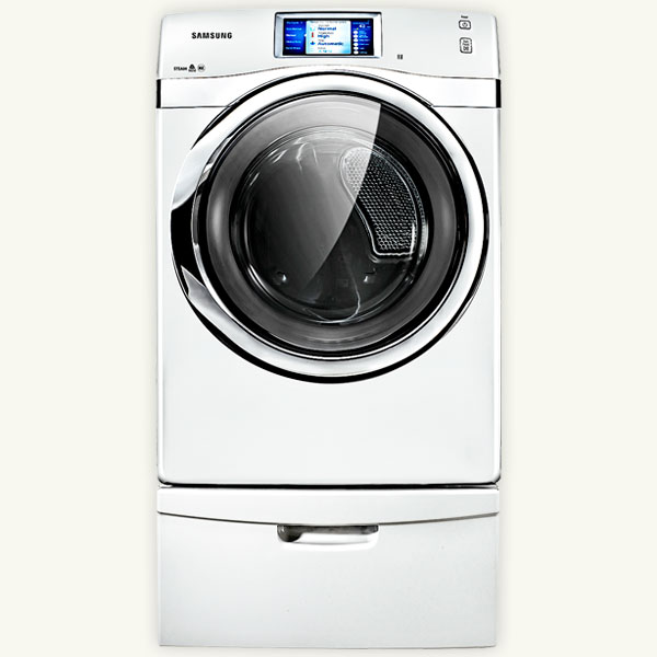 Top 100 Products 2012 tech clothes dryer by Samsung