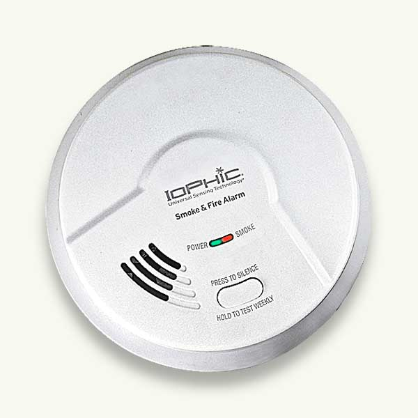 Top 100 Products 2012 tech smoke and fire alarm