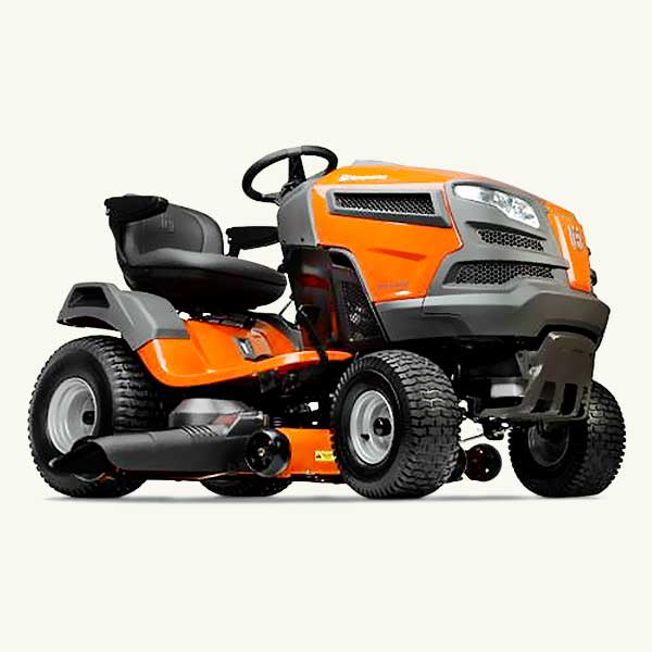 Top 100 Products 2012 outdoor living riding lawn mower