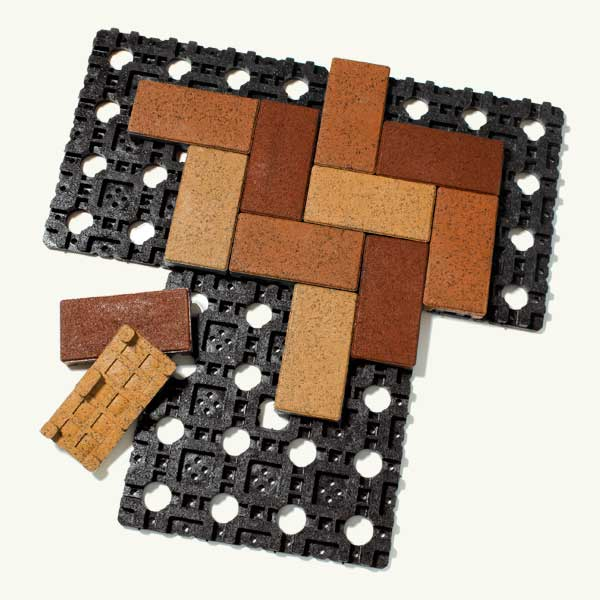Top 100 Products 2012 outdoor living rubber pavers