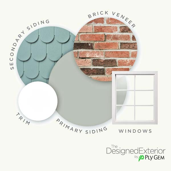 Top 100 Products 2012 building products matching shutters, windows, veneers by Plygem