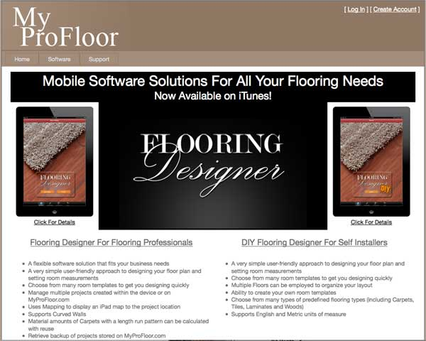 Top 100 Products 2012  DIY Flooring Designer App