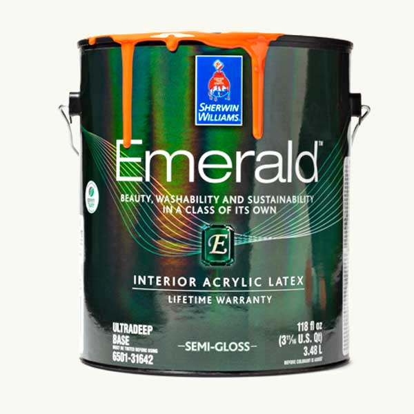 Top 100 Products 2012 Emerald Paint, by Sherwin-Williams