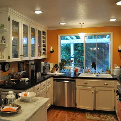 Everything and the Kitchen Sink: Before image for TOH Reader Remodel Kitchen 2012