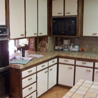Following the 1920s Period: Before image for TOH Reader Remodel Kitchen 2012