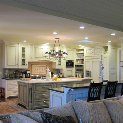 Following the 1920s Period: After image for TOH Reader Remodel Kitchen 2012