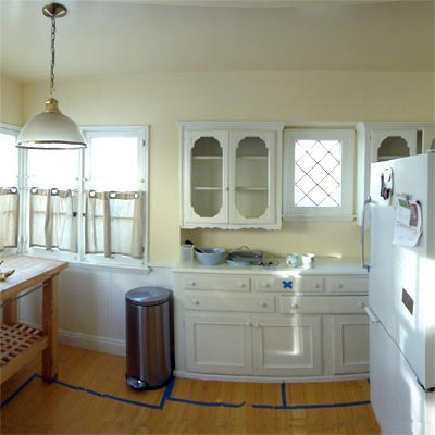Original Character with Updated Style: Before image for TOH Reader Remodel Kitchen 2012