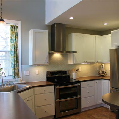 A Timeless and Efficient Design: After image for TOH Reader Remodel Kitchen 2012