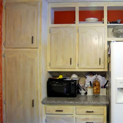 Loving the New Peninsula Bar: Before image for TOH Reader Remodel Kitchen 2012