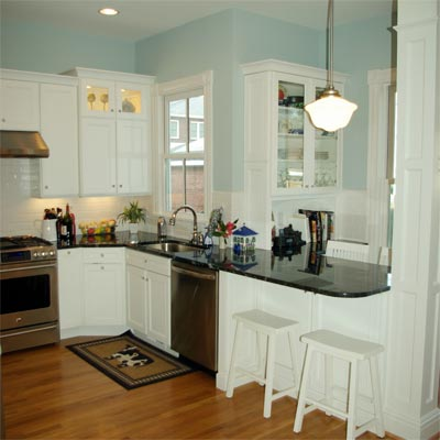 Designed With Aging in Mind: After image for TOH Reader Remodel Kitchen 2012