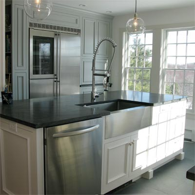 Beautiful View: After image for TOH Reader Remodel Kitchen 2012